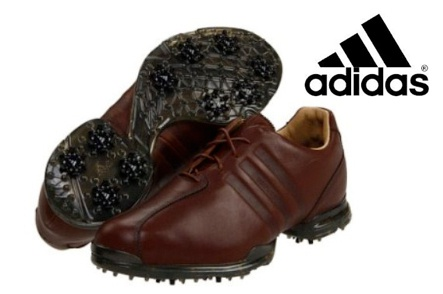 31fae082160  99 for One Pair of Adidas adiPURE Z Men s Golf Shoes ( 235 Value. Includes  Shipping!)