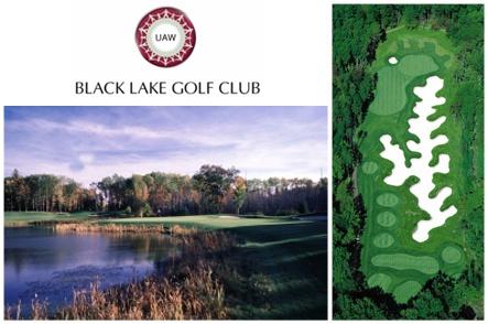 Black Lake Golf Club | Michigan Golf Coupons | GroupGolfer.com