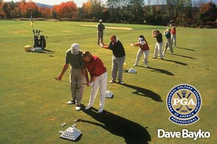 Dave Bayko Pga Professional Instructor North Carolina Golf