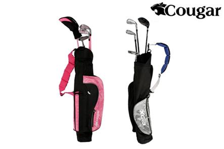 Cougar Xc 3 Junior Golf Set Ohio Golf Coupons And Golf Equipment Groupgolfer Com