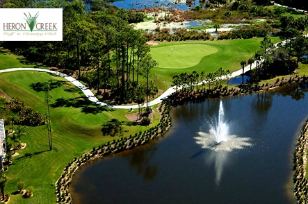 Heron Creek Golf and Country Club GroupGolfer Featured Image