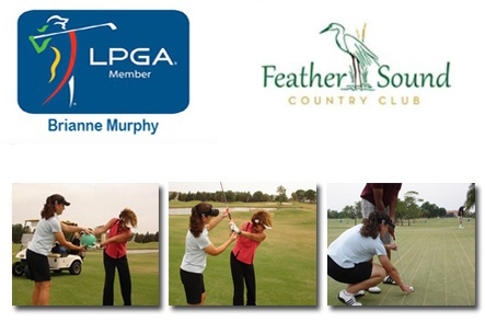 90-Minute Private or Couples Lesson, a TPI Screening and Some On-Course Instruction with LPGA Professional Brianne Murphy