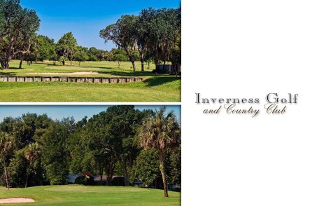 18 Holes with Cart, Range Balls and 2-for-1 Draft Beers or Fountain Drinks
