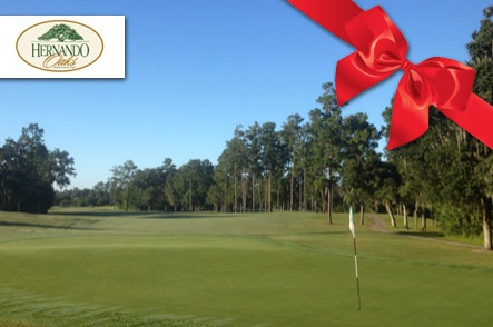 18 Holes with Cart and Range Balls PLUS Coupon for Your Next Round