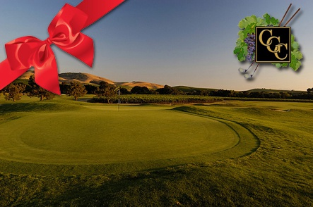 18 Holes with Cart, Range Balls and a $10 Golf Shop Credit