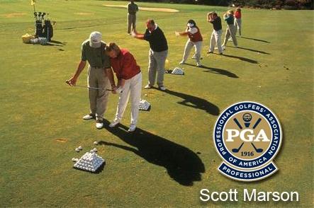45-Minute Private Video Lesson with PGA Class A Professional Scott Marson