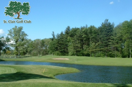 st clair golf club michigan golf coupons. Black Bedroom Furniture Sets. Home Design Ideas