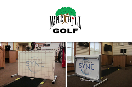 $30 For One 30 Minute Putter Fitting, Putter Adjustment And Putter Re Grip  In The Kitchen Sync At Maple Hill Golf In Grandville ($70 Value.