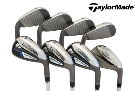 One Set of TaylorMade SpeedBlade HL Irons