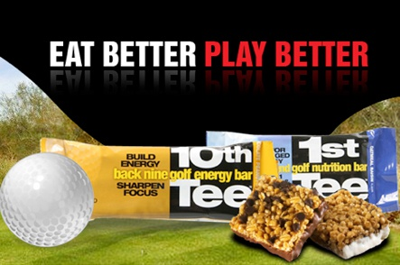 Two Boxes of SCNS Sports Foods Golf Energy Bars