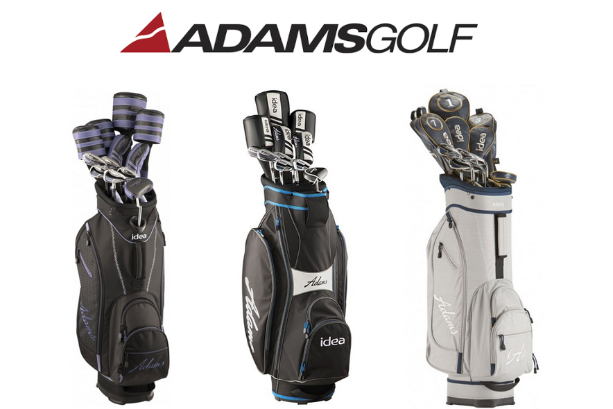 One Full Set of Men's OR Women's Adams Idea Golf Clubs