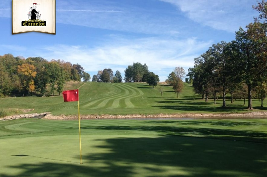 22 For 18 Holes With Cart At The Golf Club Camelot In Lomira Near Fond Du Lac 50 Value Good Any Time Until July 1 2018