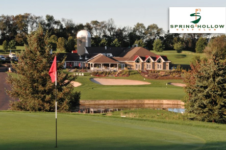 Spring Hollow Golf Club GroupGolfer Featured Image