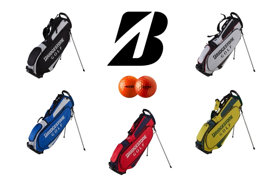 Bridgestone Stand Bags Photo