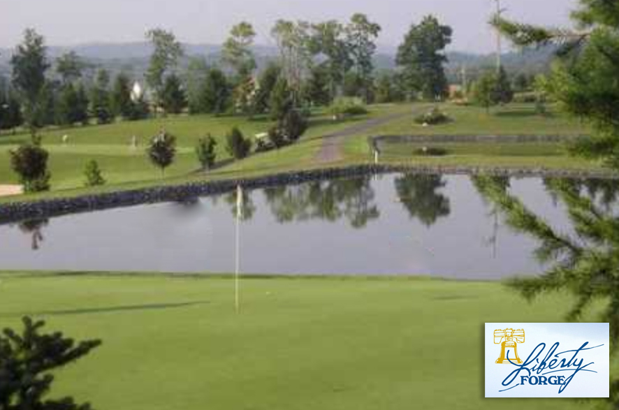 Liberty Forge Golf Course GroupGolfer Featured Image