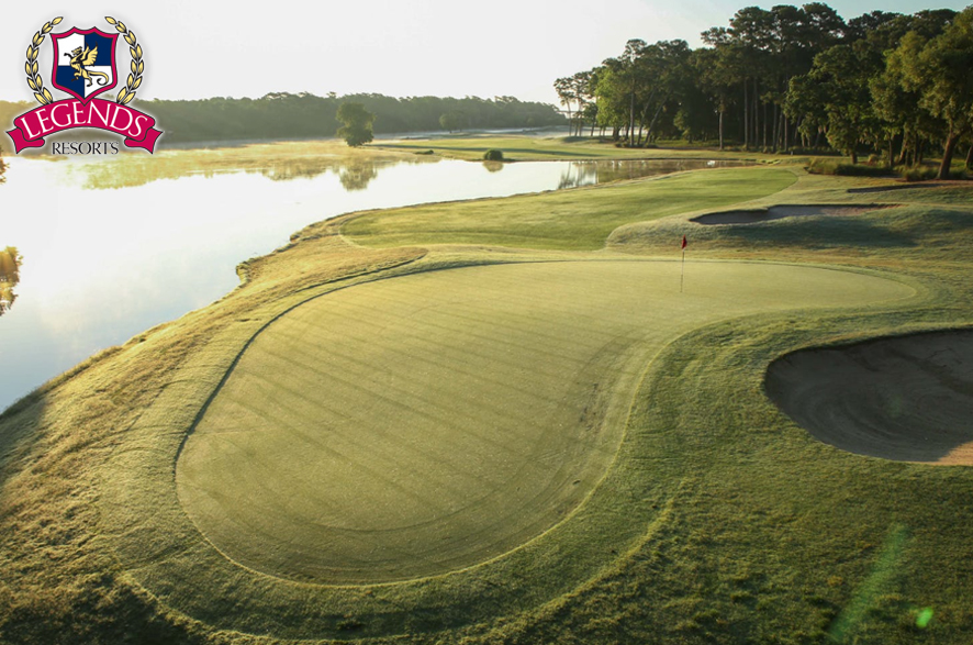 Legends Resort Oyster Bay Golf Links