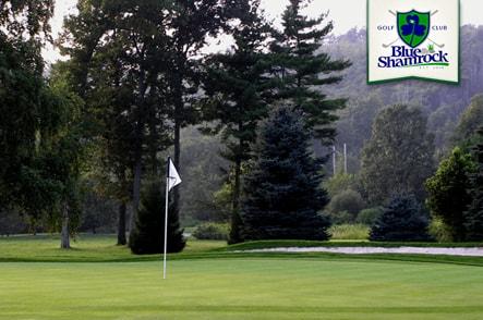 Blue Shamrock Golf Club GroupGolfer Featured Image
