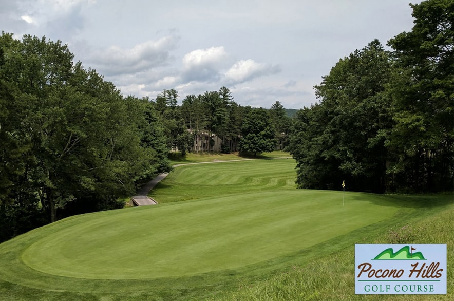Pocono Hills Golf Course GroupGolfer Featured Image