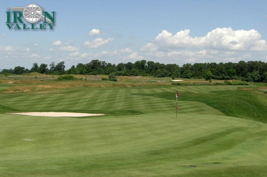 Iron Valley Golf Club GroupGolfer Featured Image